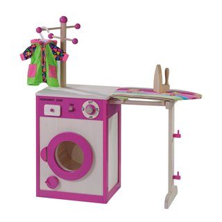 Kids' Playtime Washing Center