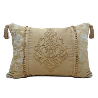 Veratex Contessa Gold Boudoir Pillow