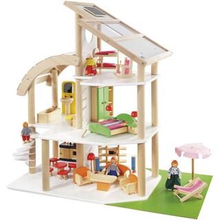 European Villa Dollhouse