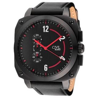 Egard Men's CVL-BRG-BLK Brigade Black Watch