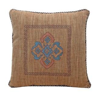 Veratex Savanah Square Throw Pillow