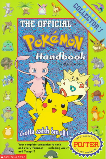 The Official Pokemon Handbook: Collectors (Paperback)