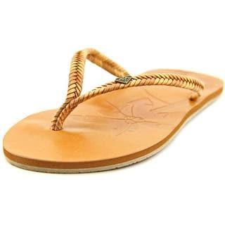 Roxy Women's 'Bali' Tan Synthetic Sandals