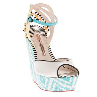Sophia Webster Lula Wedge Sandals