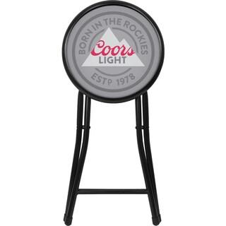 Coors Light 18-inch Folding Stool