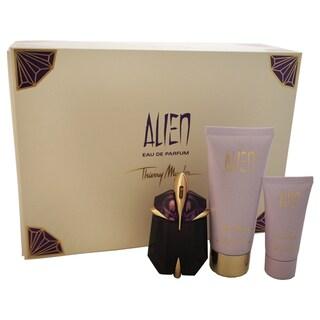 Alien Thierry Mugler Women's 3-piece Gift Set