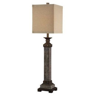 Crestview Collection 41-inch Bronze Table Lamp