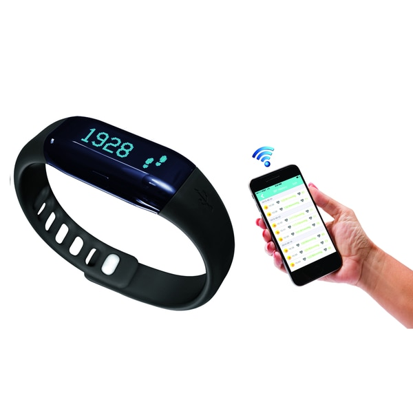 Zewa Activity Tracker with Bluetooth Smart