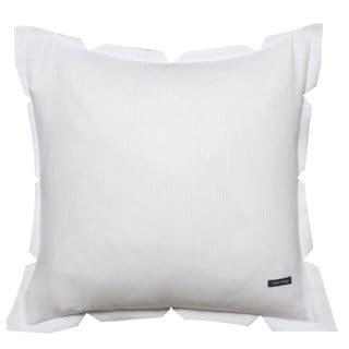 Vera Wang Ribbed 20 Inch Decorative Pillow