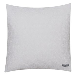 Vera Wang Embroidered Mosaic 20 Inch Decorative Pillow