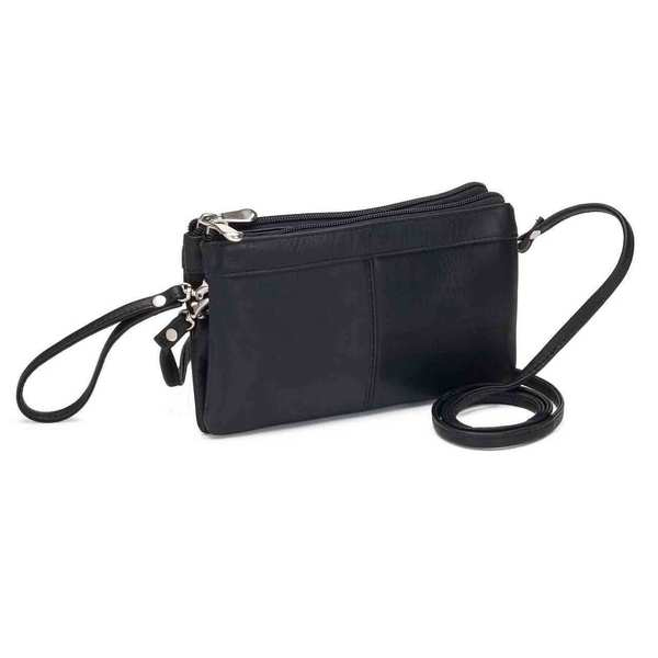 LeDonne Leather Kyla Clutch