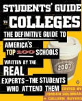 Students' Guide To Colleges (Paperback)