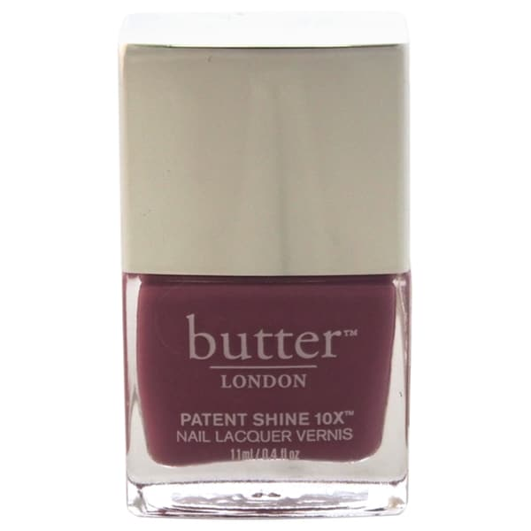 Butter London Patent Shine 10X Fancy Nail Lacquer