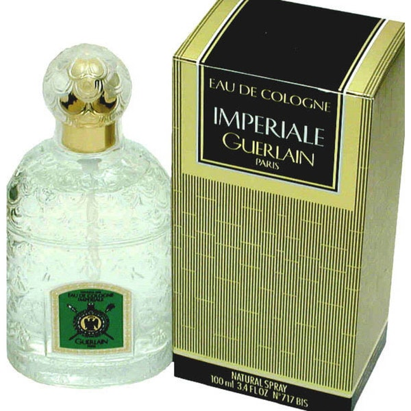 Imperiale Guerlain Men's 3.4-ounce Eau de Cologne Spray
