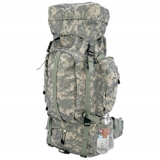 Extreme Pak Digital Camo Water-Resistant, Heavy-Duty Mountaineer's Backpack