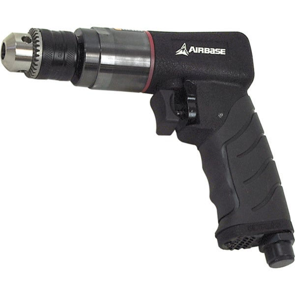 Airbase 3/8-inch Reversible Air Drill Industrial Duty 18192590