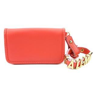 BCBGeneration Women's 'Juliana Iphone' Pink Synthetic Handbags