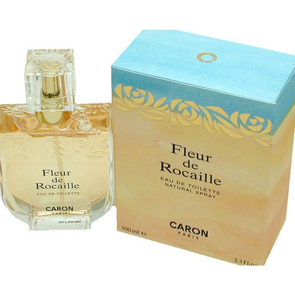 Fleur de Rocaille by Parfums Caron Women's 3.3-ounce Eau de Toilette Spray
