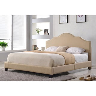 ABBYSON LIVING Richmond Upholstered Queen Size Bed