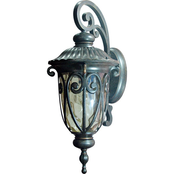 Hailee Exterior Outdoor Light Fixture Oil Rubbed Bronze