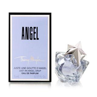 Angel Thierry Mugler Women's 0.17-ounce Eau de Parfum Mini