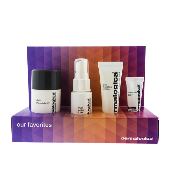 Dermalogica Favorites 4-piece Set