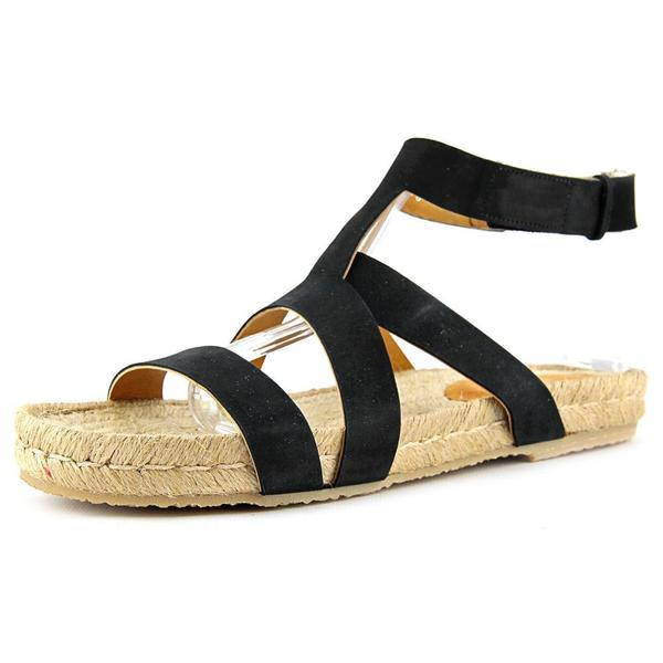Coclico Women's 'Yes' Black Leather Sandals