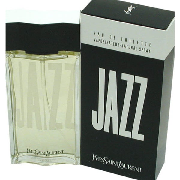 Yves Saint Laurent Jazz Men's 3.3-ounce Eau de Toilette Spray