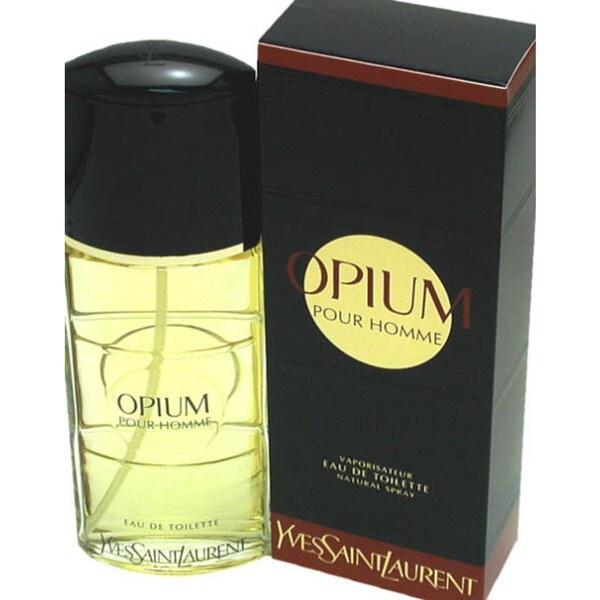 Yves Saint Laurent 'Opium' Men's 3.3-ounce Eau de Toilette Spray