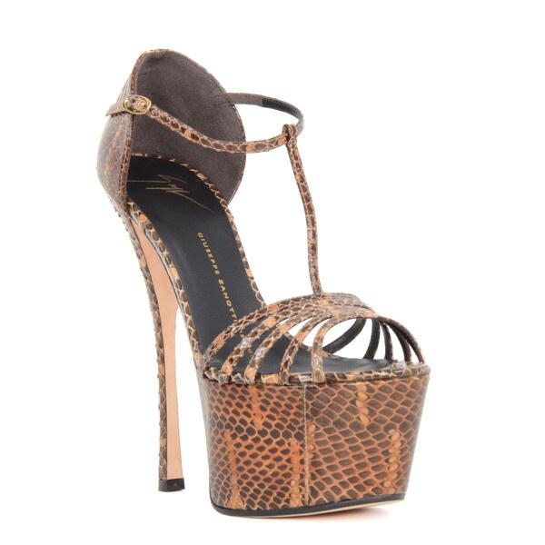 Giuseppe Zanotti Multi Heel Sandal