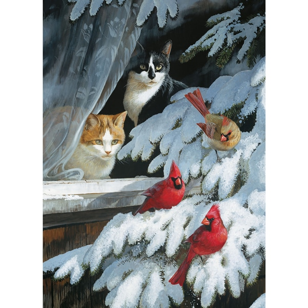 Cobble Hill: Birdwatchers 1000 Piece Jigsaw Puzzle