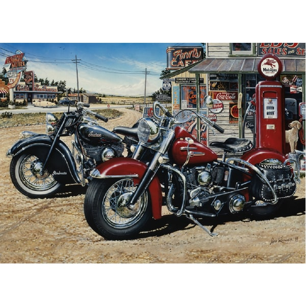Cobble Hill: Two for the Road 1000 Piece Jigsaw Puzzle 18195270