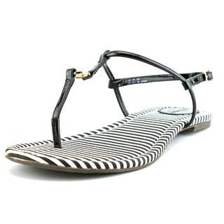 Sebago Women's 'Josslyn' Patent Black Leather Sandals