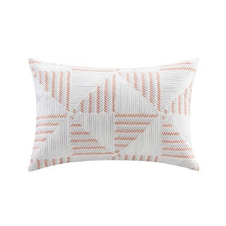 Ink+Ivy Frankie Cotton Oblong 12x16 Throw Pillow