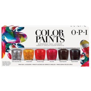 OPI ColorPaints Layer Nail Lacquer