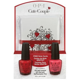 OPI Cute Couple Duo Set