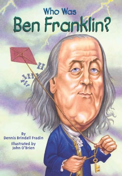 Who Was Ben Franklin? (Paperback)