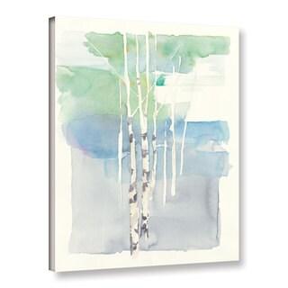 Avery Tillmon 'Aspens I' Gallery Wrapped Canvas