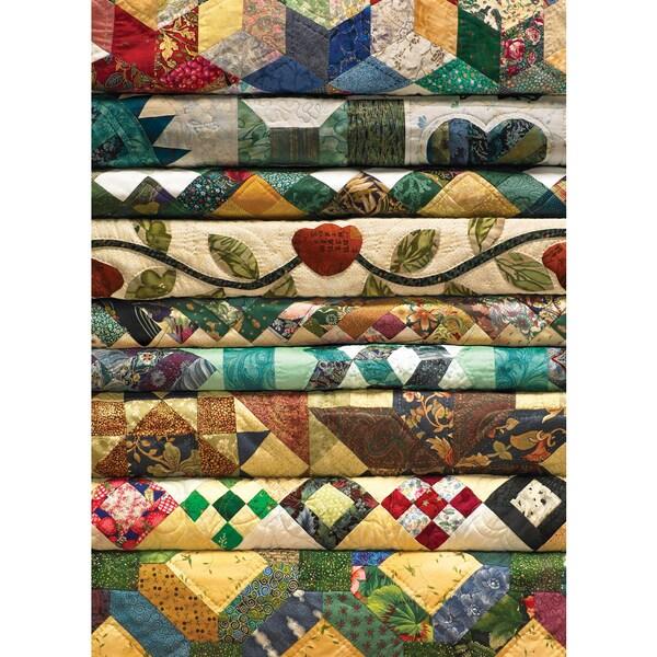 Cobble Hill: Grandmas Quilts 1000 Piece Jigsaw Puzzle 18203633