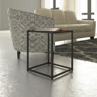 Priage Classic Cube End Table