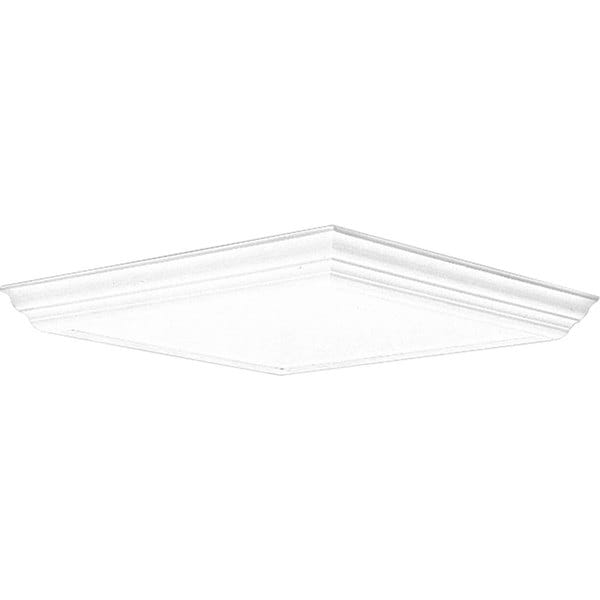 Progress Lighting P7273-30 Modular Fluorescent Acrylic Diffuser