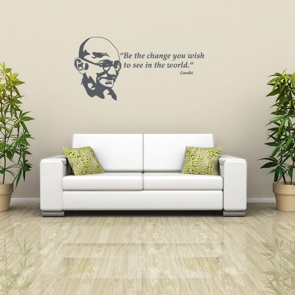 Change Wall Decal Vinyl Art Home Decor