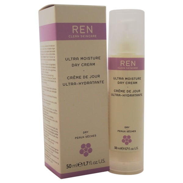 REN Ultra Moisture 1.7-ounce Day Cream