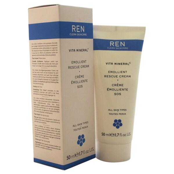 REN Vita Mineral Emollient 1.7-ounce Rescue Cream