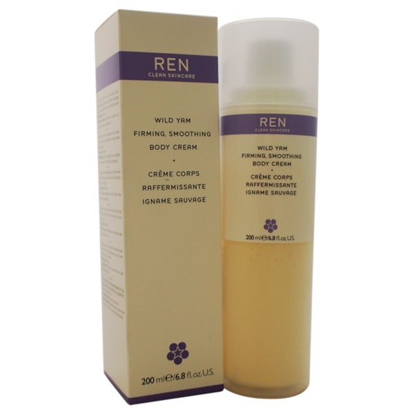 REN Wild Yam Firming 6.8-ounce Smoothing Body Cream