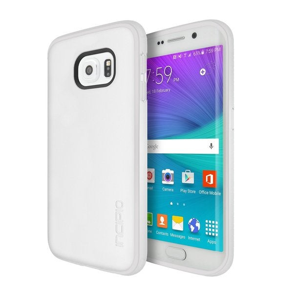 Incipio OCTANE PURE Co-Molded Protective Case for Samsung Galaxy S6 Edge