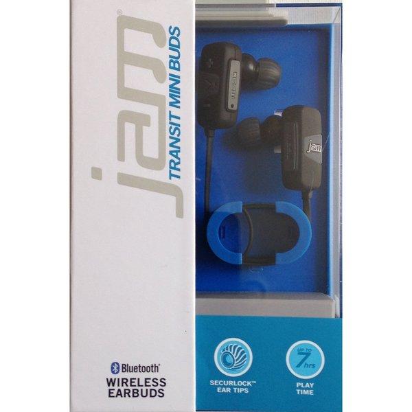 Universal JAM Transit Mini Bluetooth Wireless Sport Earbuds HX-HP315