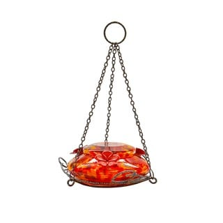 Top Fill Hummingbird Feeder in Red