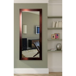 American Made Rayne 28.5 x 69-inch Shiny Bronze Extra Tall Mirror