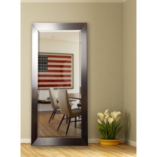 American Made Rayne 29 x 69.5-inch Silver Petite Extra Tall Mirror